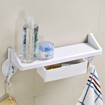 New creative adsorbability storage holders racks for  bathroom or kitchen  free shipping