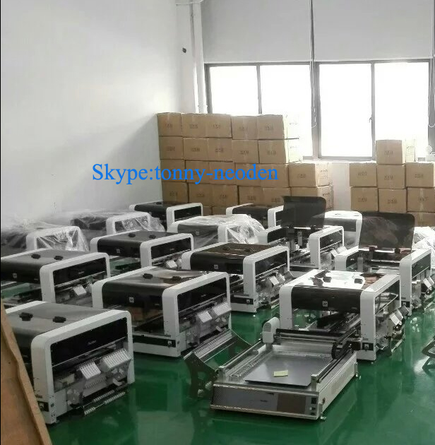 SMT Pick Place Machine with camera TM4120V(NeoDen4)(China (Mainland))