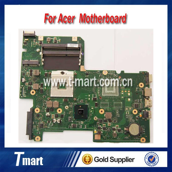 100% working Laptop Motherboard for ACER MB.RN60P.001 PN08N1-0NX3J00 AIC70 7739 7739Z System Board fully tested
