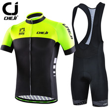 Buy Cheji 2016 Pro Team Cycling Bike Jersey Racing Sport Cycling Clothing Ropa Ciclismo Short Sleeve mtb Bicycle Sportswear Maillot for $32.28 in AliExpress store