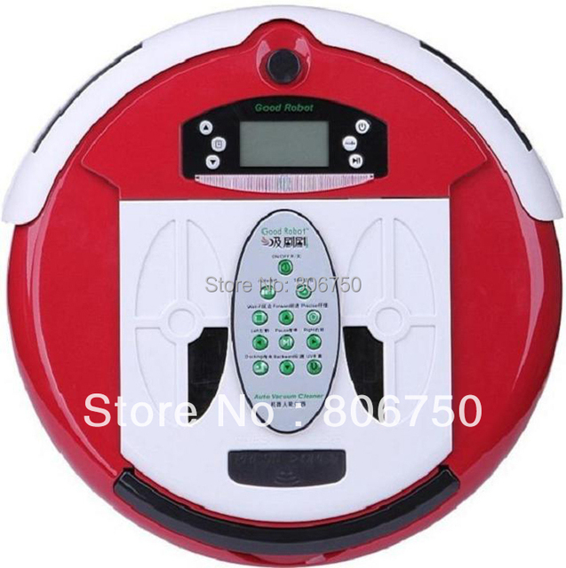 (Big Discount For Russian Buyer) 4 In 1 Multifunctional Robot Vacuum Cleaner