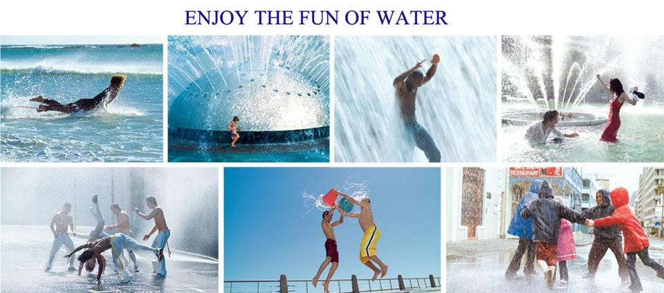 enjoy water