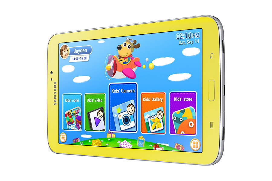 7 inch Dual Core Children Kids Tablet PC samsung galaxy tab 3 T2105 Android 4 1