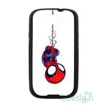 Fit for iPhone 4 4s 5 5s 5c se 6 6s 7 plus ipod touch 4/5/6 back skins cellphone case cover new baby spiderman