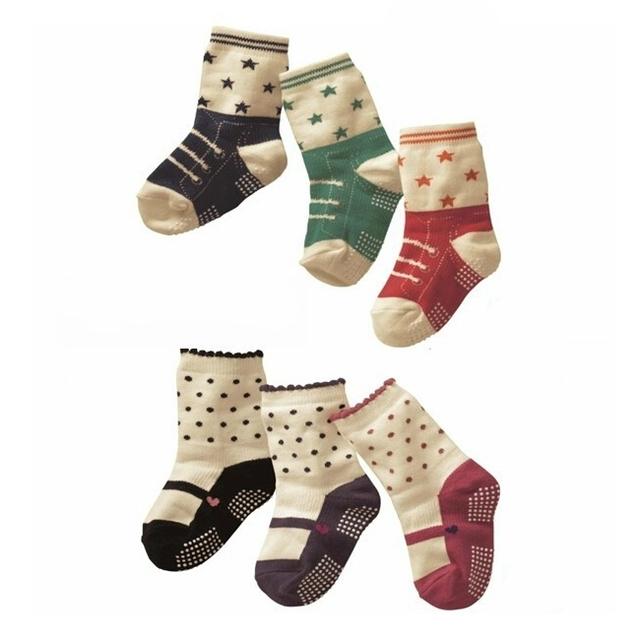 Носки новорожденных новое хлопок зима осень мальчиков девушки дети детская теплый ...