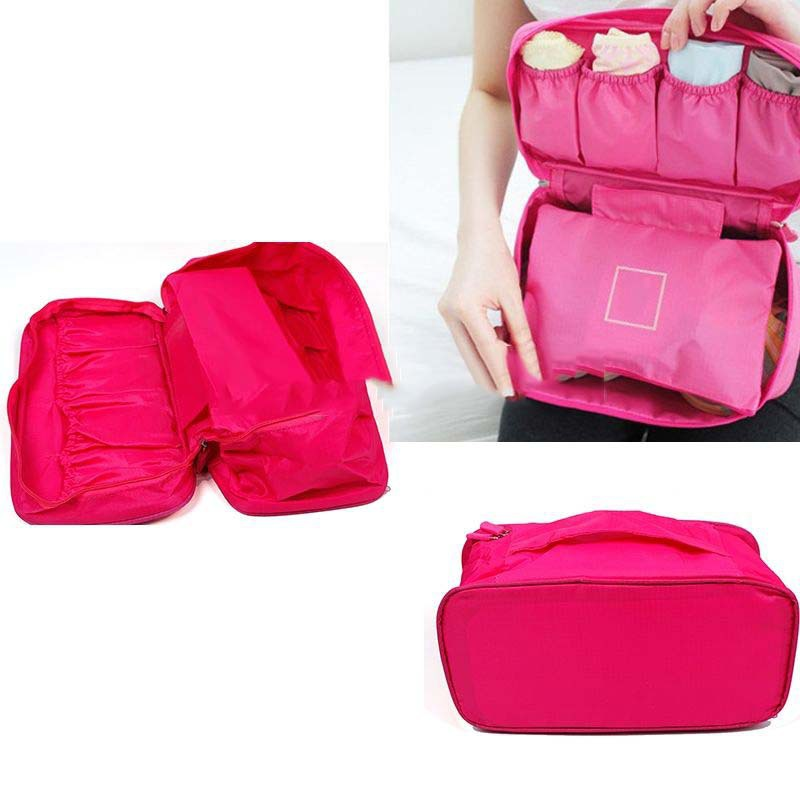 HitLife big discount New Fashion Portable Women Lady Travel Toiletry Wash Cosmetic Zipper Bag Makeup Storage Case Hanging Groomi(China (Mainland))