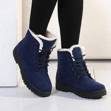 Botte Femme Moda Invierno de Las Mujeres Botas de Nieve Zapatos Calientes Cortos felpa Botas De Niña de Tobillo Botas Planas Zapatos Botas Mujer RD642884(China (Mainland))