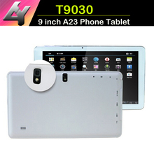 2014 New Arrival Cheapest 9 inch Phone tablet Dual Sim Port RDA8811 Dual Core Android 4.2 Tablet pc Dual Camera Bluetooth FM