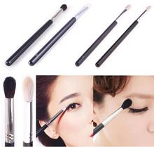 4 Style New Hot Professional Blending Goat Hair  Eye Shader Makeup Eyeshadow Brush Cosmetic Brand Makeup Brushs(China (Mainland))
