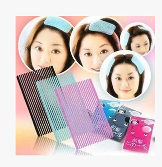 The hair clip that are very useful can make your hair away from water when you wash face and the hair clips are great(China (Mainland))