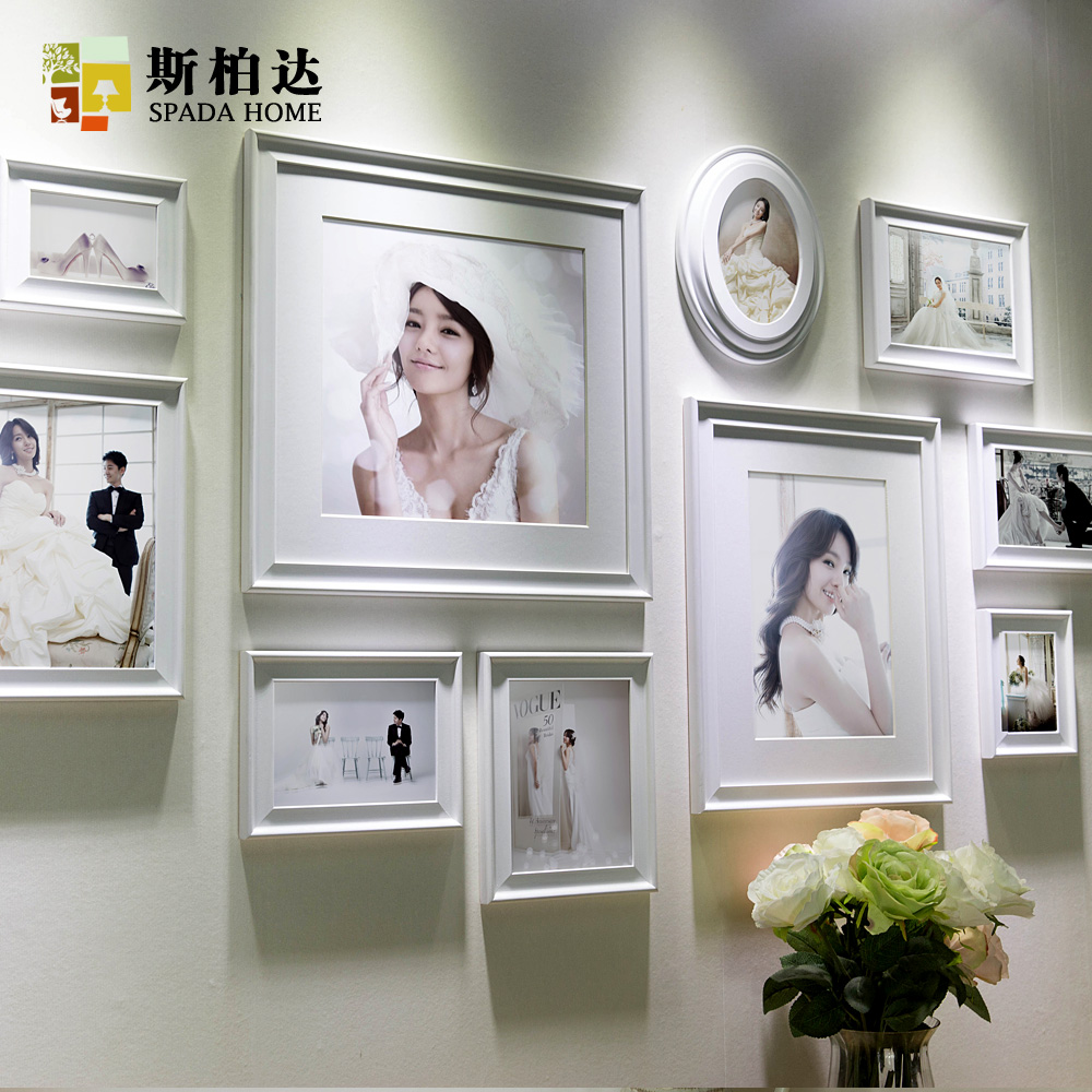 Multi Frame Wall Art popular wall frame set wooden-buy cheap wall frame set wooden lots