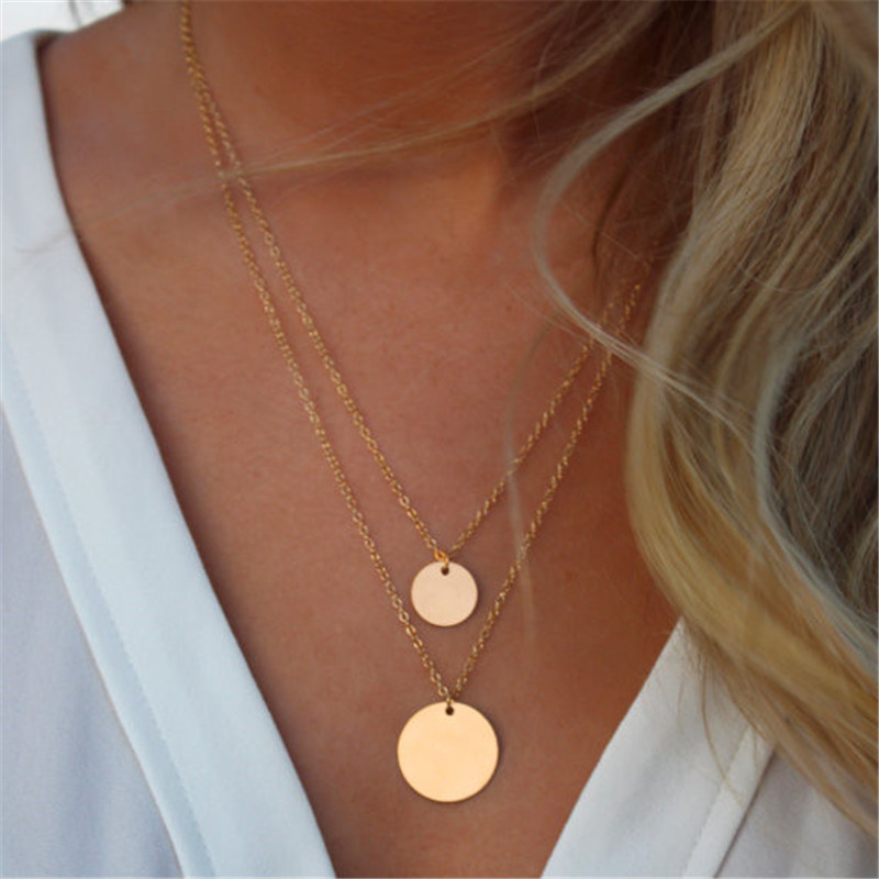 Ocean Hot Selling New gold Plated Inifity Fish round Pendants Necklaces For Women Jewelry Accessories Wholesale Cheap jewelry(China (Mainland))