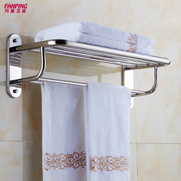 Chungang 304 Stainless Steel Bathroom Towel Rack Bathroom