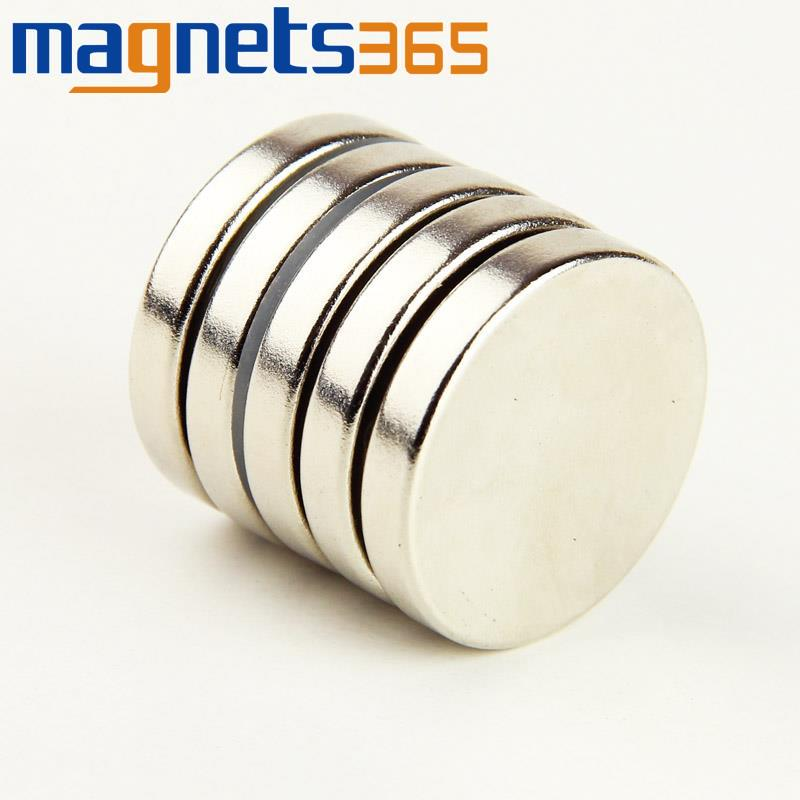 Гаджет  Lots 10pcs LARGE and STRONG Cylinder Neodymium Disc Magnets D.30mm x 5mm N35 Grade None Строительство и Недвижимость