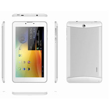 2015 Newest MTK8312 Dual Core 3G Phone Call 7 inch Tablet PC 1GB RAM 8GB ROM 2.0MP Bluetooth GPS Phablet