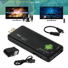 MK809 IV Android 4.4 TV Stick Dongle RK3128 Quad-Core 1G/8G Full HD Mini PC Kodi XBMC Miracast DLNA H.265 WiFi TV Dongle Airplay(China (Mainland))