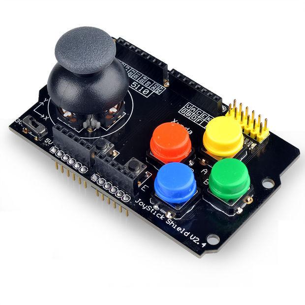 Joystick schild v für arduino kompatibel kostenloser