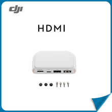 100% Original DJI HDMI Output Module for Phantom 4/3 Professional / Advanced Drone Accessories