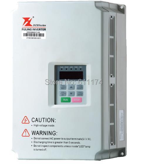 Fuling Frequency Inverter 15KW AC380V DZB200/DZB300 Series DZB300B0150L4A VFD Frequency Inverter(China (Mainland))