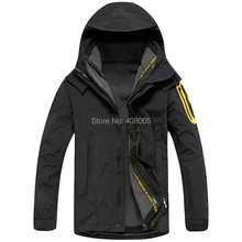 A++ 2015 Brand Men Winter Waterproof Outdoor Sports Coat Men's Ski Skiing Jacket Coats Man Camping Hiking Windbreaker(China (Mainland))