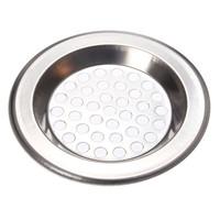 7.5mm Stainless Steel Kitchen Bathroom Hair Catcher Shower Drain Basin Filter Trap Sink Strainer