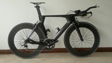 ime trali Full carbon bike,complete carbon TT bike,6800 groupset 88mm carbon wheels P5 time trail carbon bicycle hoe on sale(China (Mainland))