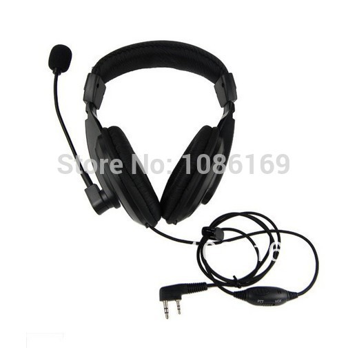 Special Offer Top Fashion Parts Radio Sets 20pcs Vox Headset Earpiece For Qansheng Bfuv5r H555 Radio Walkie Talkie(China (Mainland))