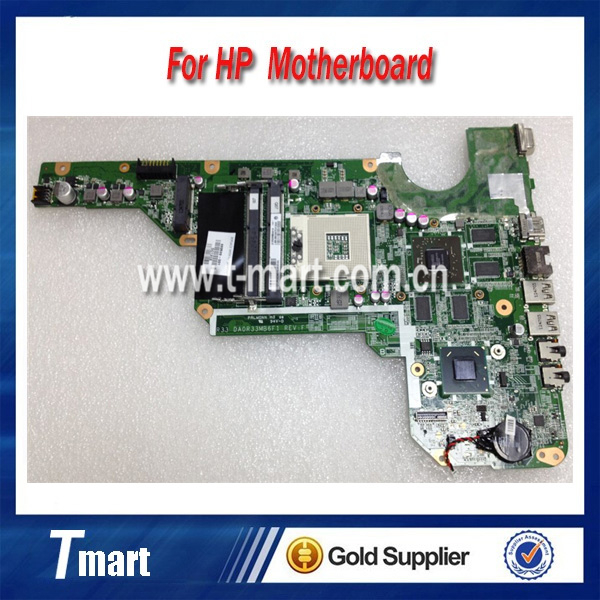 100% working Laptop Motherboard for hp 680569-001 G4-2000 G6-2000 HM76 1G DA0R33MB6F0 DA0R33MB6F1 System Board fully tested