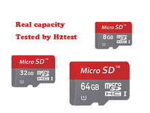 Carte mémoire micro sd cartes tf carte 4 GB 8 GB 16 GB 32 GB 64 GB classe 6 et 10 mini carte sd pour téléphones portables tablet(China (Mainland))