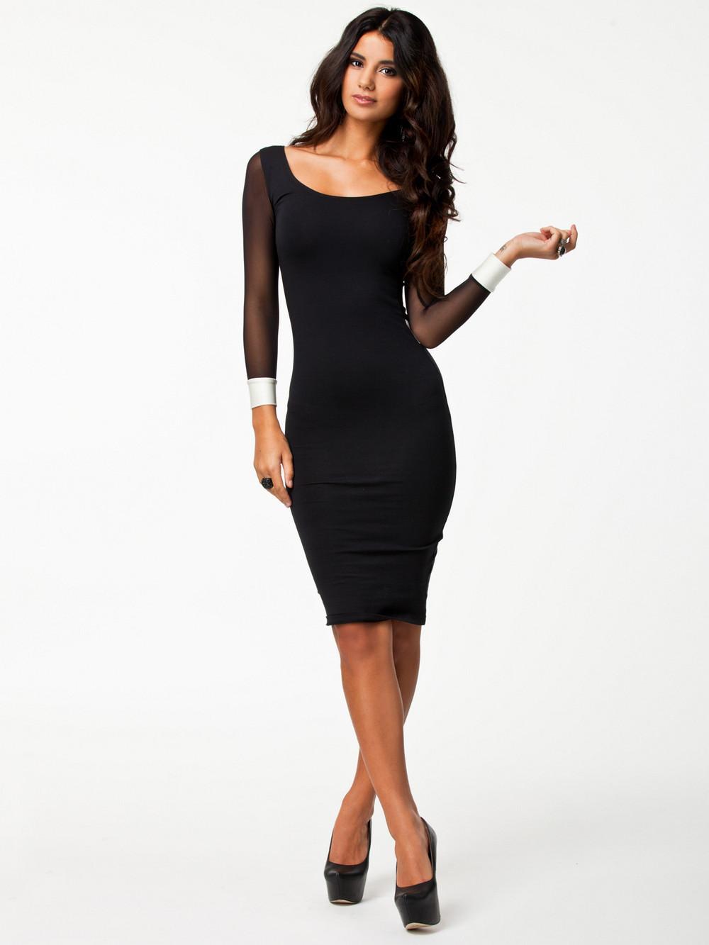 Long Tight Dresses