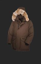 EMS livraison rare canada 2017 mode hommes vestes d'hiver marque vêtements veste d'hiver manteau hommes hiver veste hommes manteaux goode(China (Mainland))