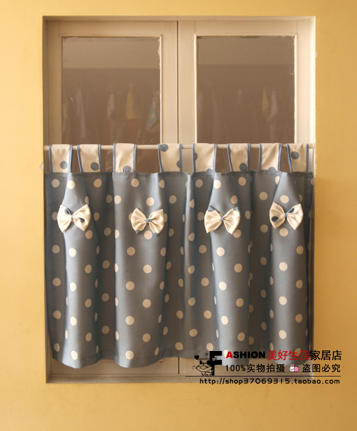 Duck River Rivietta Floral Linen 3 Piece Kitchen Curtain: Country Kitchen Promotion-Shop For Promotional Country