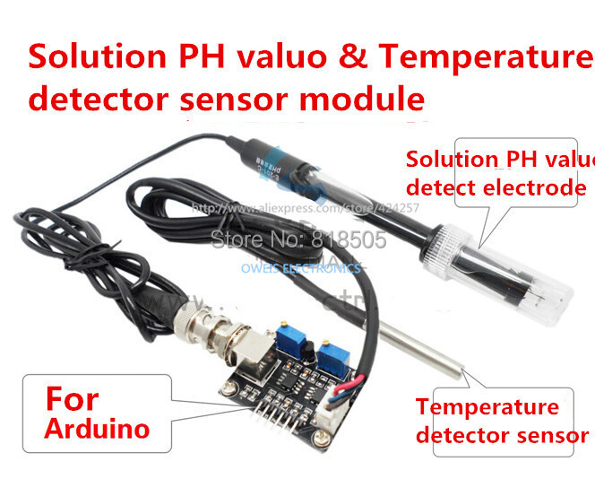 Ph and temp controller with arduino mysensors forum