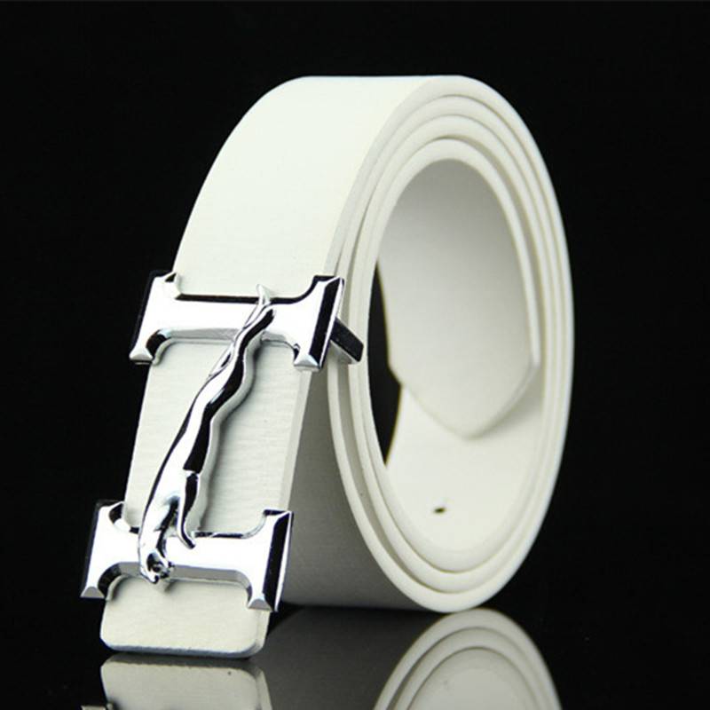 New Arrival Brand Design High Quality Pu Leather Fashion Men Belt, Metal Buckle Luxury Belt, Free Shipping(China (Mainland))