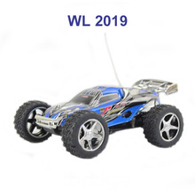 Newest Free shipping Kids' Electric Car WL Toys  Upgraded Edition WL 2019 27MHz  Remote Radio Control Toys 4CH Speeds Original(China (Mainland))