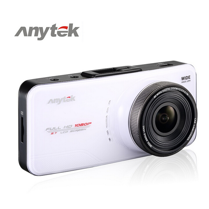 Фотография Original Anytek AT66A FHD Novatek 96650 Car Camera DVR Recorder Black Box 170 Degree 6G Lens Night Vision Dash Cam Electronic