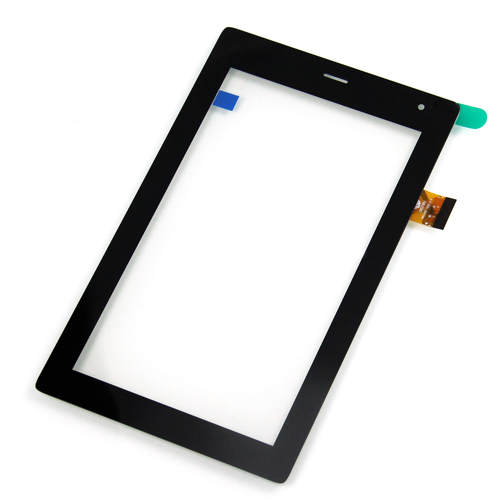 """Black 7"""" Inch Replacement Touch Screen Digitizer Glass Panel Sensor For TPC1463 VER5.0 FL-070-290 FL-070-360 TPT-070-360(China (Mainland))"""