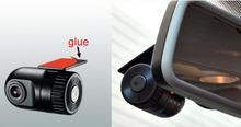 1080P small high quality DVR car camera recorder car dvr 170 degree night work mini car