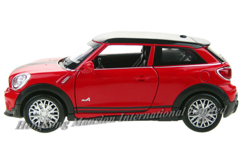 132 Car Model For MINI Paceman (16)