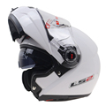 Original LS2 motorcycle helmet top quality Flip up motorcycle helmet designed dual lens helmet ls ff