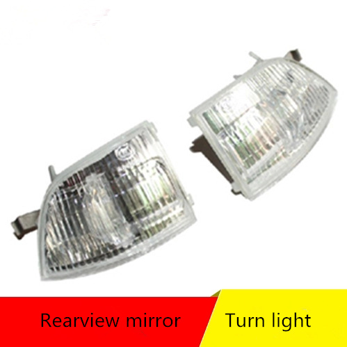 A Pair 2Pcs Lamp Free shipping for  2007-2013 Ford Focus Side Mirror Turn Signal Rearview Mirror Shell Top Quality Factory Price<br><br>Aliexpress