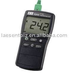 Digital Thermometer TES-1319A(K-type:-50-1350C) 150 Sets Data Memory Capacity with ~Free Shipping~<br><br>Aliexpress