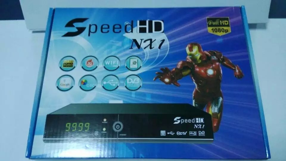 speed hd NX1 twin tuner satellite receptor for South America, with 3g, wifi, iks sks free all life better than s929,s1001,duo,s1(China (Mainland))