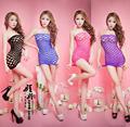 Ladies Women s Sexy Net Mesh Lingerie Costumes Bodysuits Crotch Top Toys Dress Body Nightwear Free