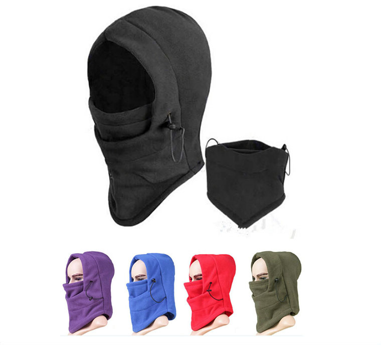 Skiing Ear Windproof Warm Face Mask Thermal Fleece Balaclava Hood Swat Winter Stopper Motorcycle Bicycle Scarf p8 - Shenzhen Dele Technology Co., Ltd store