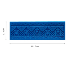 Cake Decorating Pattern Lace Mate Cake Decorating Tools Silicone Fondant Mold Kitchen Accessories Chocolate Confectionery