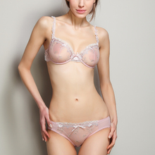 Thin Transparent Sexy Floral