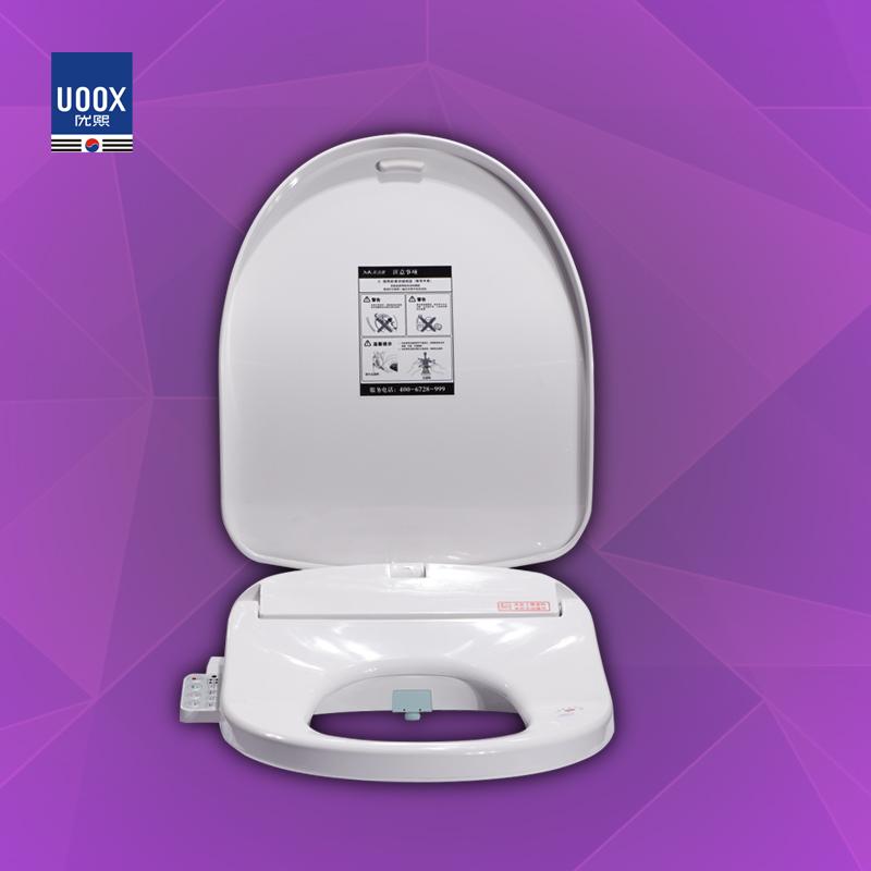 Intelligent toilet cover syringe bidet smart potty bargeboard toilet electronic toilet(China (Mainland))
