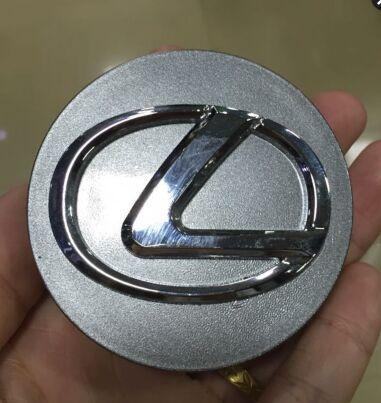 48x 62mm Silver Lexus Wheel Center Hub Caps Oval Logo fit RX300 RX330 RX400H ES240 GS300NEW IS300 ES330 GS300, 430 LS430 RX350(China (Mainland))