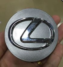 48x 62mm silber lexus rad mittelnabe kappen oval logo fit rx300 rx330 rx400h es240 gs300new is300 es330 gs300,430 ls430 rx350(China (Mainland))